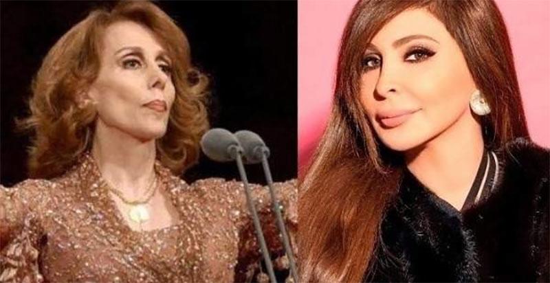بالفيديو: اليسا تستعين بـصديقتها وفاء الكيلاني رداً على ريما الرحباني..