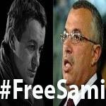Caravane de soutien à Sami Fehri en direction de la prison de Mornaguia