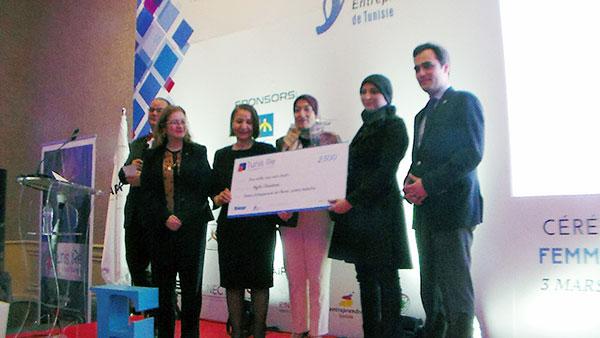 Annonce des lauréates des Trophées des Femmes Entrepreneures de Tunisie