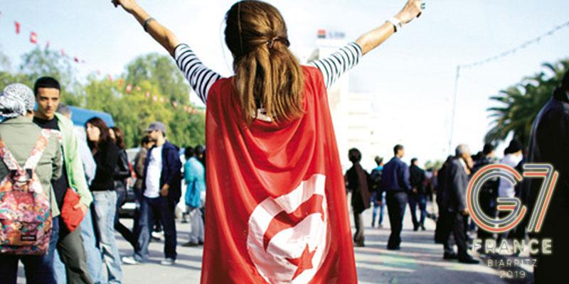 Le Conseil consultatif à l'égalité femme-homme du G7 loue l'expérience tunisienne en la matière