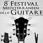 Programme du 8ème festival méditerranéen de la guitare FMG