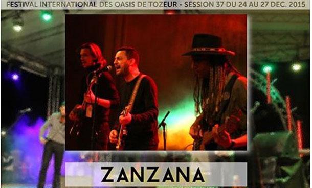 Russes et Algériens au Festival International des Oasis de Tozeur