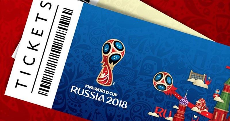 فيفا يعلن نفاد تذاكر نهائي مونديال 2018