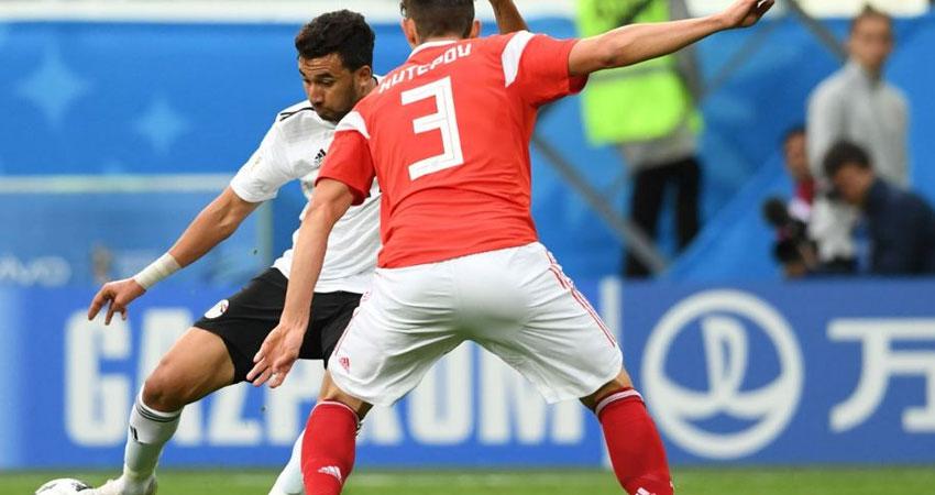 تعليق غريب من الفيفا: المنتخب المصري استحق الخسارة!<