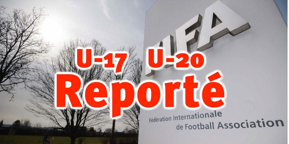 La FIFA reporte la coupe du monde pour 2023