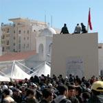 Sit-in de la Kasba 2 Sfax: Liberté provisoire pour les 8 détenus