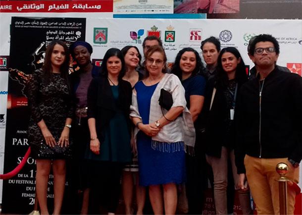 """Le film documentaire """"Soeurs Courage"""" en compétition officielle au festival international du film de femmes de Salé"""
