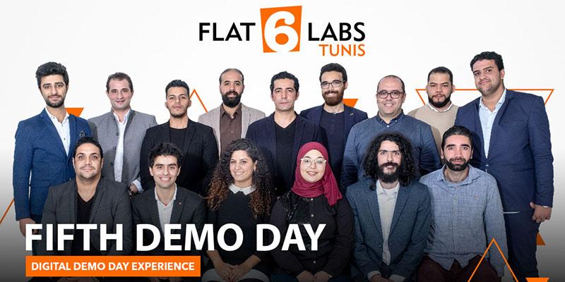 5ème Demo Day de Flat6Labs Tunis en expérience Digitale
