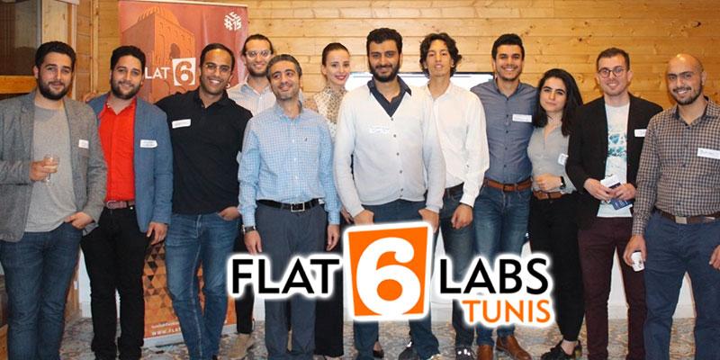 Qui sont les 8 startups du 4ème cycle de Flat6Labs Tunis ?
