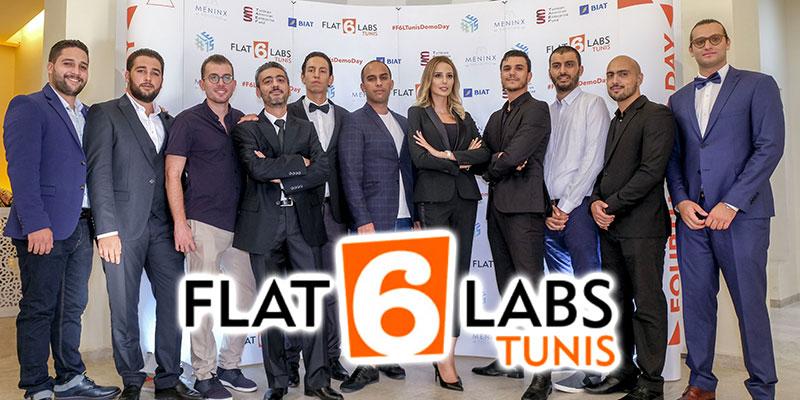 Découvrez les nouvelles 8 pépites de Flat6Labs Tunis