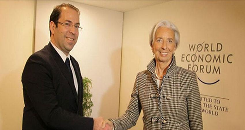 صندوق النقد الدولي: المساعدة لتونس تحقق اهدافها المرسومة
