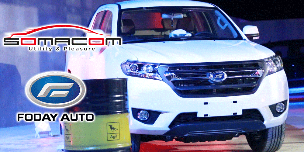 En Vidéo : SOMACOM lance la marque de pickups FODAY en Tunisie