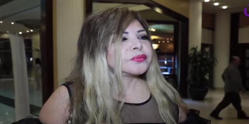 بالفيديو: الفنانة فلة الجزائرية: أنا سلطانة الطرب العربي ولم أعتزل