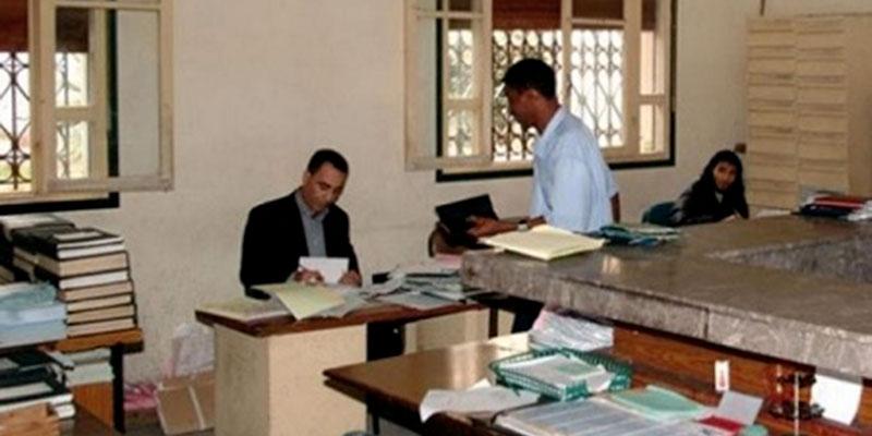 Recensement de l'emploi pour moderniser l'administration et réformer les ministères