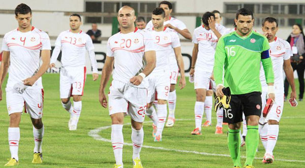 المنتخب التونسي يغادر نحو كنشاسا