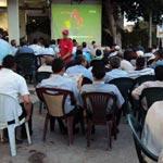Le Tunisien et le foot: la passion demeure intacte