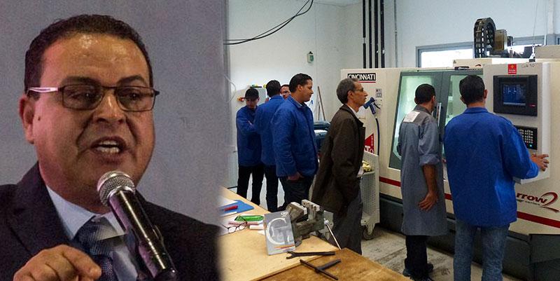 Maghzaoui: Il faut revaloriser la formation professionnelle
