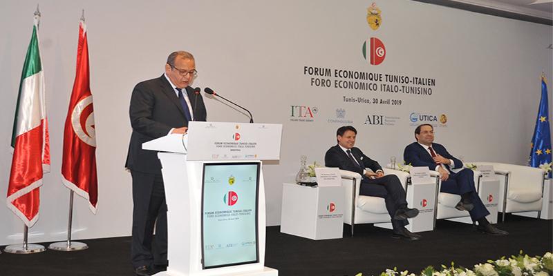 Forum économique tuniso-italien: De nouvelles perspectives pour la coopération bilatérale