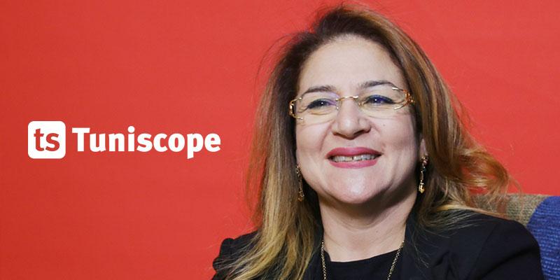En vidéo : Ce dont rêverait Lamia Fourati pour les Tunisiens, les Femmes et l'Economie