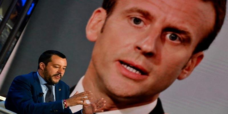 Suite à une vague d'attaques virulentes de responsable Italiens, la France rappelle son ambassadeur en Italie