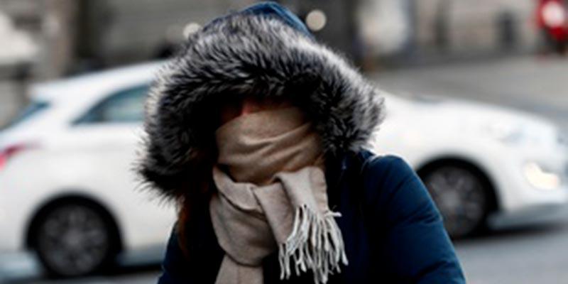 Bulletin météo du week-end : Le froid ne desserre pas les dents