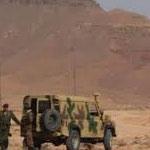 إصابة شاب أصيل منطقة رجيم معتوق بطلق ناري في المنطقة العازلة نتيجة عدم امتثاله لأوامر الجيش بالتوقف