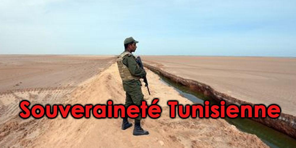 Les frontières tunisiennes seraient sous la tutelle  américaine  selon Abdallah Oubeidi