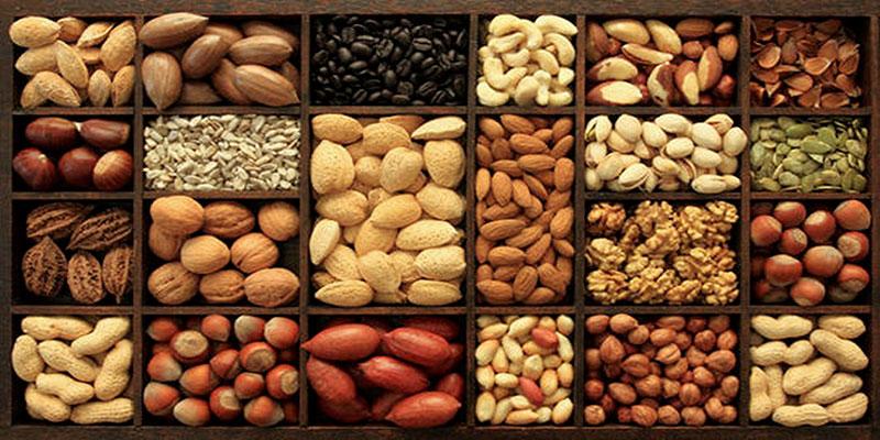 Les fruits à coque réduisent le risque cardiovasculaire