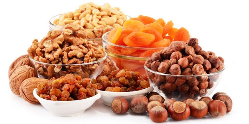 Les fruits secs, un trésor de bienfaits