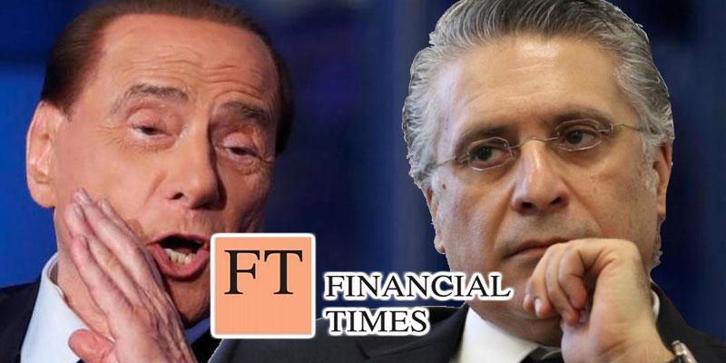 Le 'Berlusconi' tunisien vise la Présidence titre le Financial Times