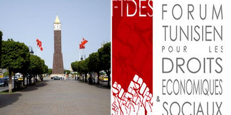 La situation socioéconomique du pays est alarmante, selon le FTDES