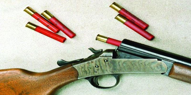 سيدي بوزيد: حجز بندقية صيد وعدد من الخراطيش ممسوكة دون رخصة