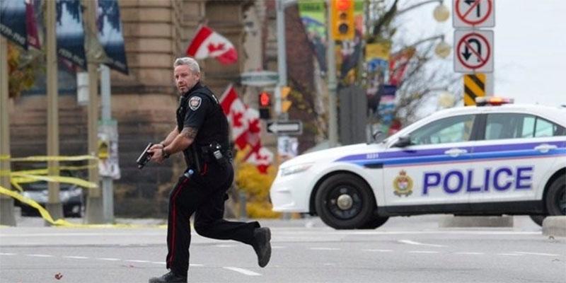 الشرطة الكندية: سقوط العديد من الجرحى بإطلاق نار في مدينة أوتاوا