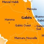 Gabès : les précipitations causent la suspension des cours dans plusieurs écoles