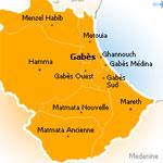 Léger tremblement de terre à Gabès