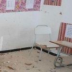 Gabés : Effondrement d'une partie du toit d'une salle de classe