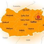 Gafsa : Grève générale à la délégation de Sened