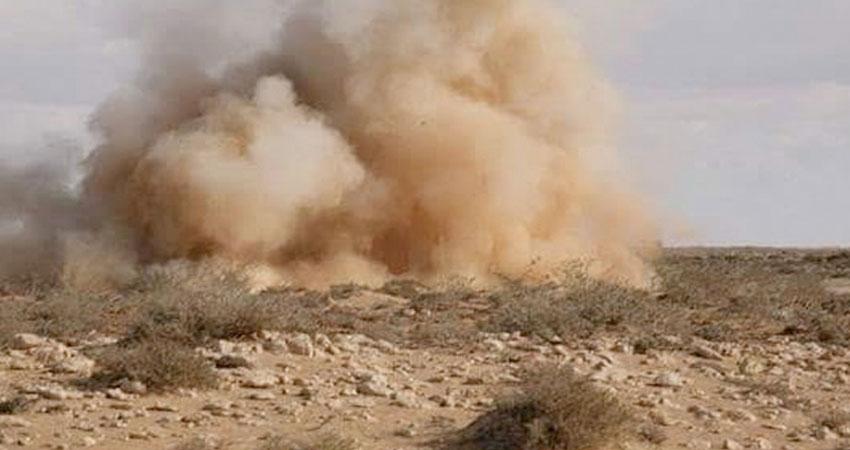 قفصة:إصابة 7 أشخاص في انفجار لغم بجبال عرباطة