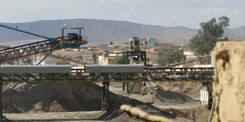A Gafsa, le saccage d'une conduite d'eau immobilise le lavage du phosphate
