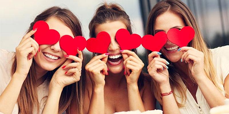 Alternative à la Saint-Valentin, le ''Galentine's Day'' fait de plus en plus d'adeptes