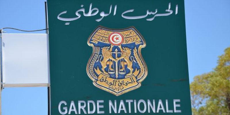 Saisie de marchandises de contrebande d'une valeur de 1 million de dinars