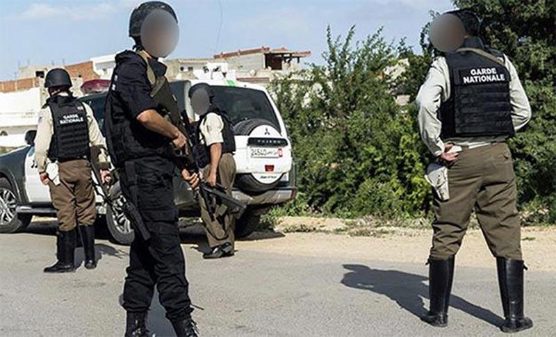 قابس والقيروان: حملات أمنيّة تسفر عن إيقاف عدد من المفتّش عنهم
