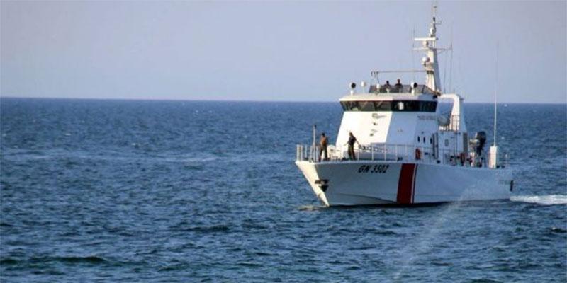 المهدية :القبض على 9 أشخاص يعتزمون إجتياز الحدود البحريّة خلسة