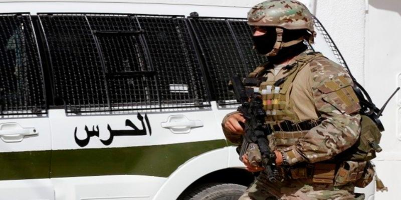 حي التضامن: حجز زي قتال عسكري وآلات حادة في منزل تكفيري تم القبض عليه