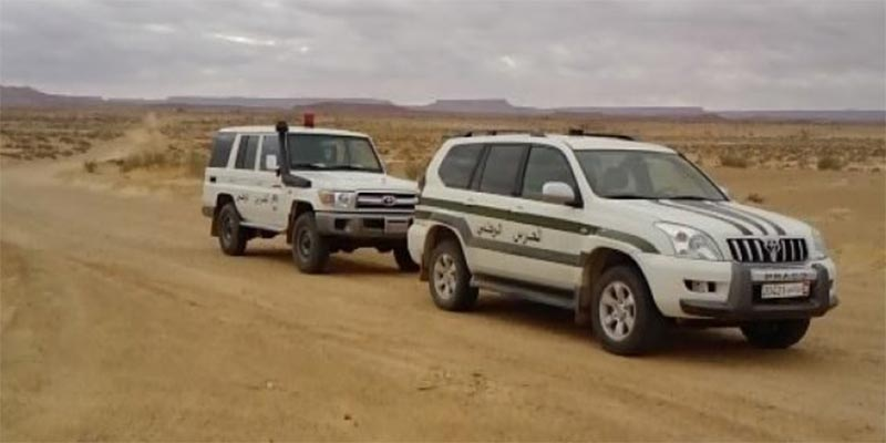 قابس، صفاقس، مدنين والقيروان: ضبط 08 شاحنات محمّلة ببضاعة مهرّبة