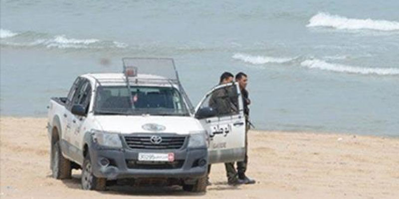 16 migrants tunisiens secourus au large de Zarzis
