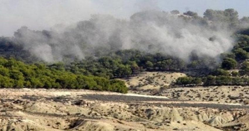 القصرين  : الوحدات العسكرية تجدد القصف المدفعي بالمرتفعات الغربية