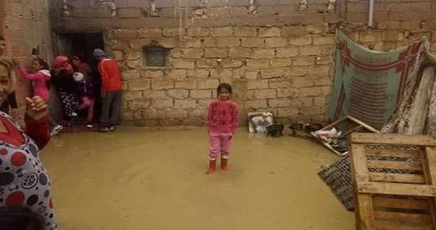 القصرين: تخصيص مبيت المركب الشبابي لفائدة العائلات المتضررة من الفيضانات