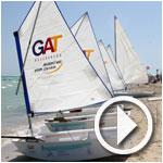 En Vidéo : L'étape finale de la 'GAT Assurances Opti'Challenge' à Djerba