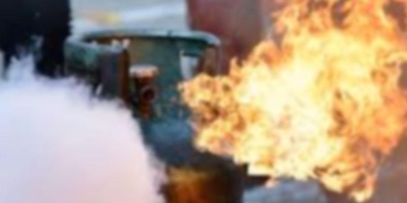 Explosion d'une bouteille de gaz dans une maison à Haffouz, 4 personnes blessées